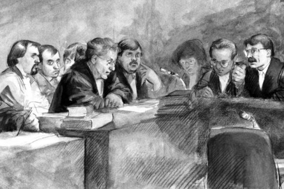 Der Schlusspunkt: Prozess und Urteil