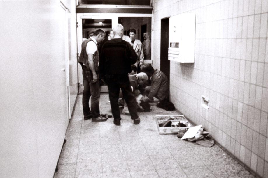 Opfer und Hinterbliebe 30 Jahre danach